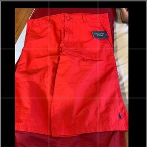BOYS POLO RALPH LAUREN SHORTS